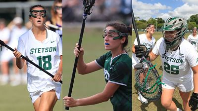 Stetson:  Three Hatters Named to Preseason All-ASUN Team