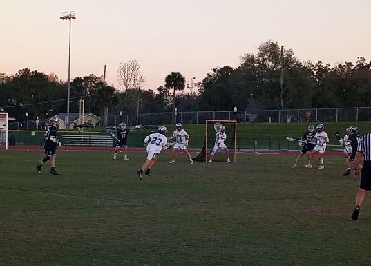 SGR:  Class 2A #1 Ponte Vedra Pulls Away in the 2nd Half for the  13-6 Win Over Montverde Academy