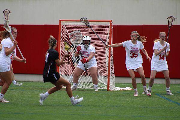 SSC Women:  #5 FSC Women's Lacrosse Beats #8 Tampa, 13-9