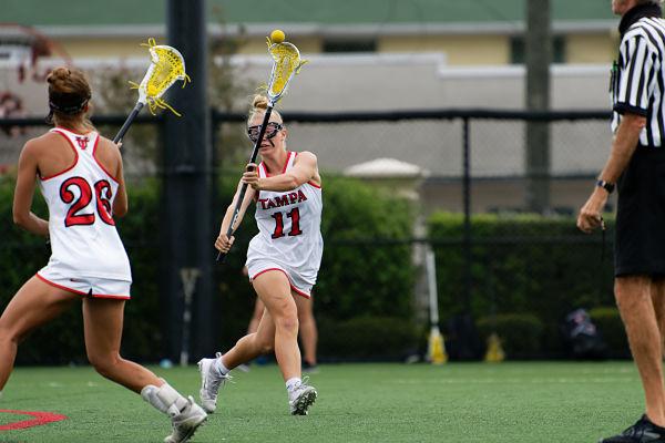 SSC Women:  #8 Tampa Takes Down FIT 10-5 – Both Schools & SportsLowdown.com