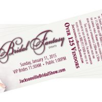 2015 bridal show tickets