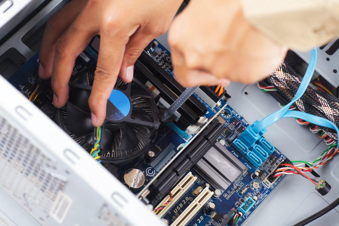 Lady Lake FL On Site PC & Printer Repairs, Networking, Voice & Data Cabling Services