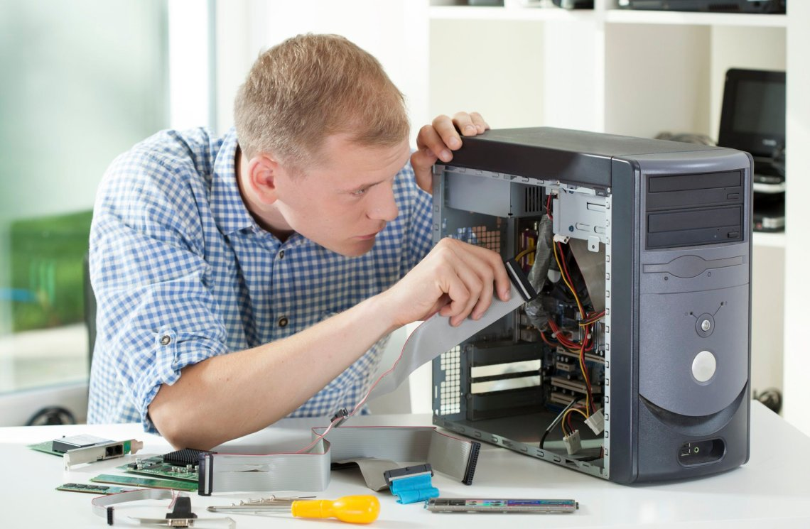 Pasadena Hills FL On Site PC & Printer Repair, Networks, Voice & Data Cabling Services
