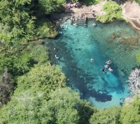 Ichetucknee Springs (  FWC photo by Karen Parker)