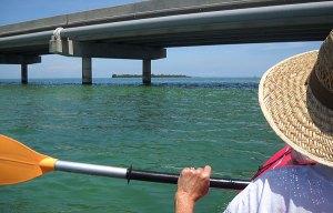 Florida kayaking: Indian Key State Park
