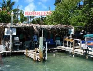 Robbie's Marina exterior