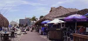 Tiki Waterfront Sea Grille, Riviera Beach, Florida