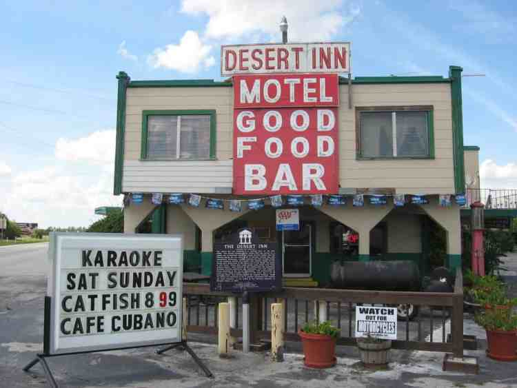Desert Inn at Yeehaw Junction