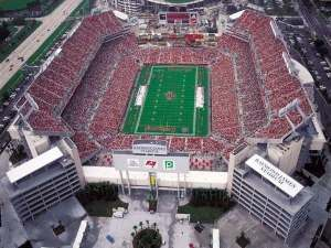 The 2011 Outback Bowl will be held at Raymond James Stadium in Tampa on New Years Day.