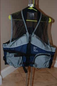 Bass Pro Shops Mesh Top Angler Flotation Vest