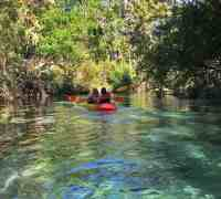 Weeki Wachee Springs: Kayaking, manatees and mermaids