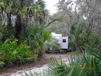 Donald McDonald Park in Sebastian, Florida