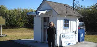 Ochopee: Cutest, smallest post office in the US