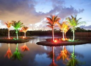 The Florida Oceanographic Coastal Center on Hutchinson Island