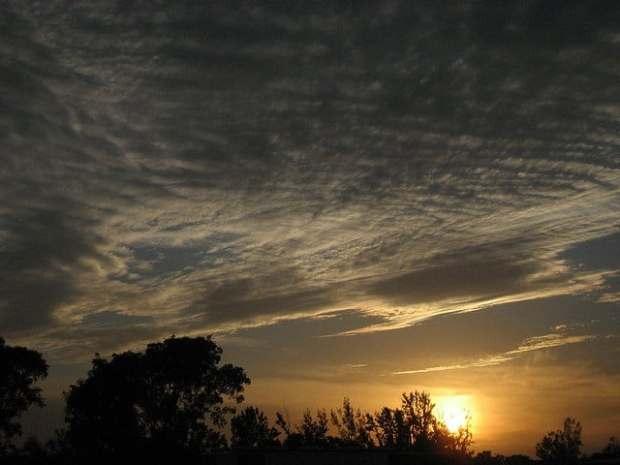 Markham Park sunset near Fort Lauderdale