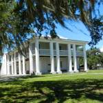 Gamble Mansion in Ellenton, Florida