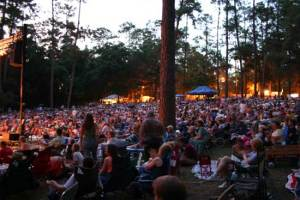 florida folk festival amphitheater at stephen foster cultural center state park