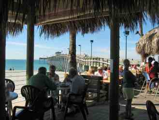 Venice Pier and Sharky's