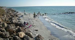 Casperson Beach in Venice