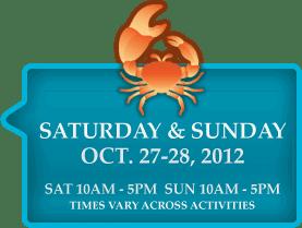 Naples Stone Crab Festival logo