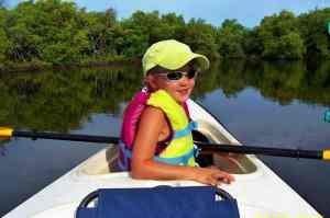 Caitlyn Loves Kayaking