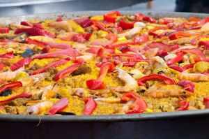 paella seafood festivals florida
