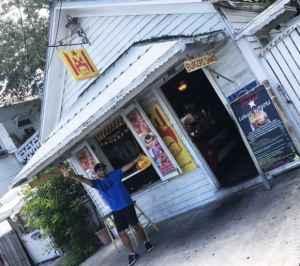 Frita's Cuban Burger Cafe in Key West, ((Photo: Bonnie Gross)