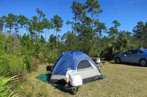 Long Pine Key Campground