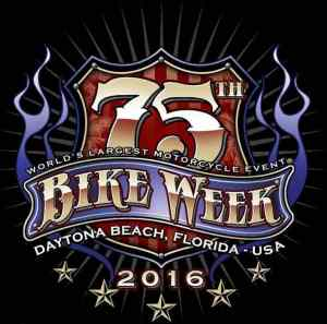 official bike week logo