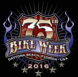 official bike week logo