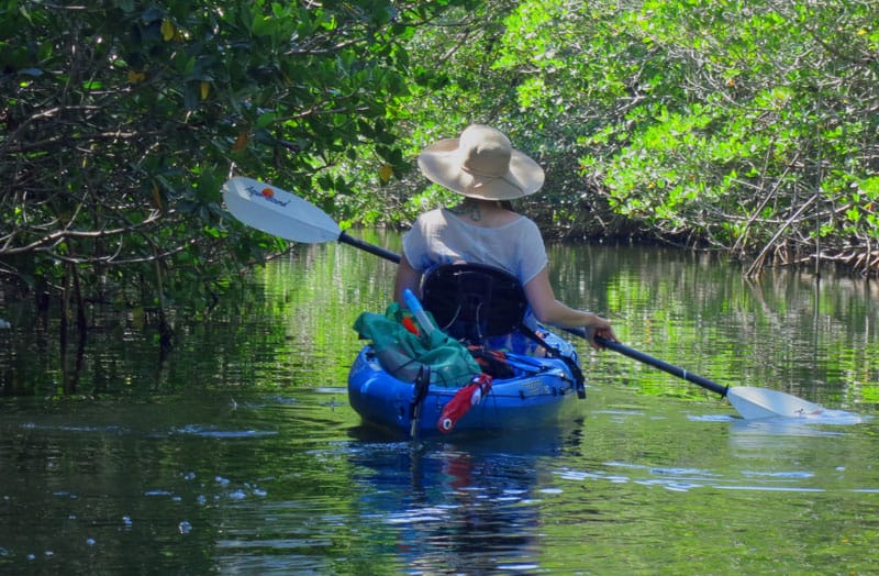 Great Kayak Outings In The Florida Keys Florida Rambler - The florida kayaking guide 10 must see spots for paddling