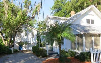 Tremain Cottages in Mount Dora, near Orlando.