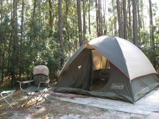 Best RV and tent c&ing near Disney & Fort Wilderness: Camping in the magical woods of Disney | Florida ...