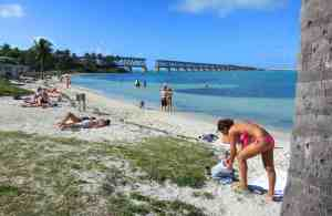 Calusa Beach at Bahia Honda State Park