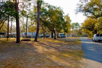 Alexander Springs Campground, Ocala National Forest