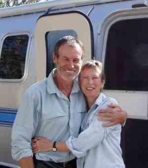 Nick and Sandra Crowhurst