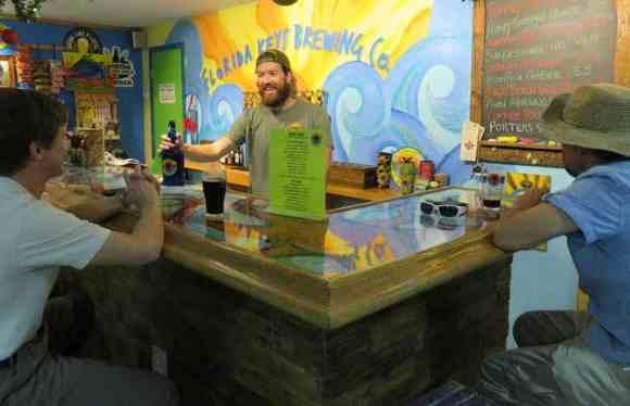 The Florida Keys Brewing Company in Islamorada