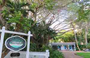 The Moorings, a scenic stop near the Florida Keys Overseas Heritage Trail