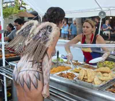 2016-2017 Florida festival calendar: A scene from Fantasy Fest in Key West