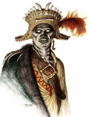 Black Caesar the pirate
