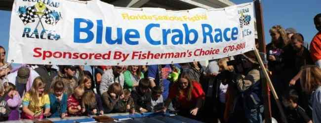 Florida's oldest seafood festival in Apalachicola, Nov. 1-2, 2019