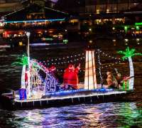2017 Holiday Boat Parade Calendar