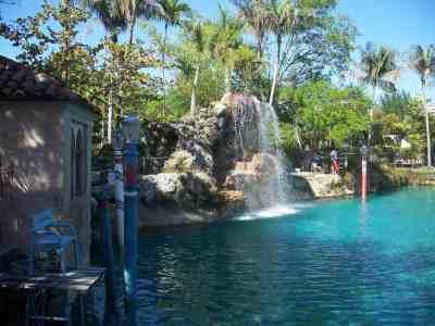 Venetian Pool in Coral Gables. (Photo: Wikimedia courtesy Ebyabe)