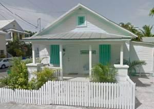 December Key West house tour