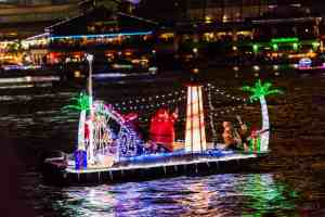 Jacksonville Light Parade
