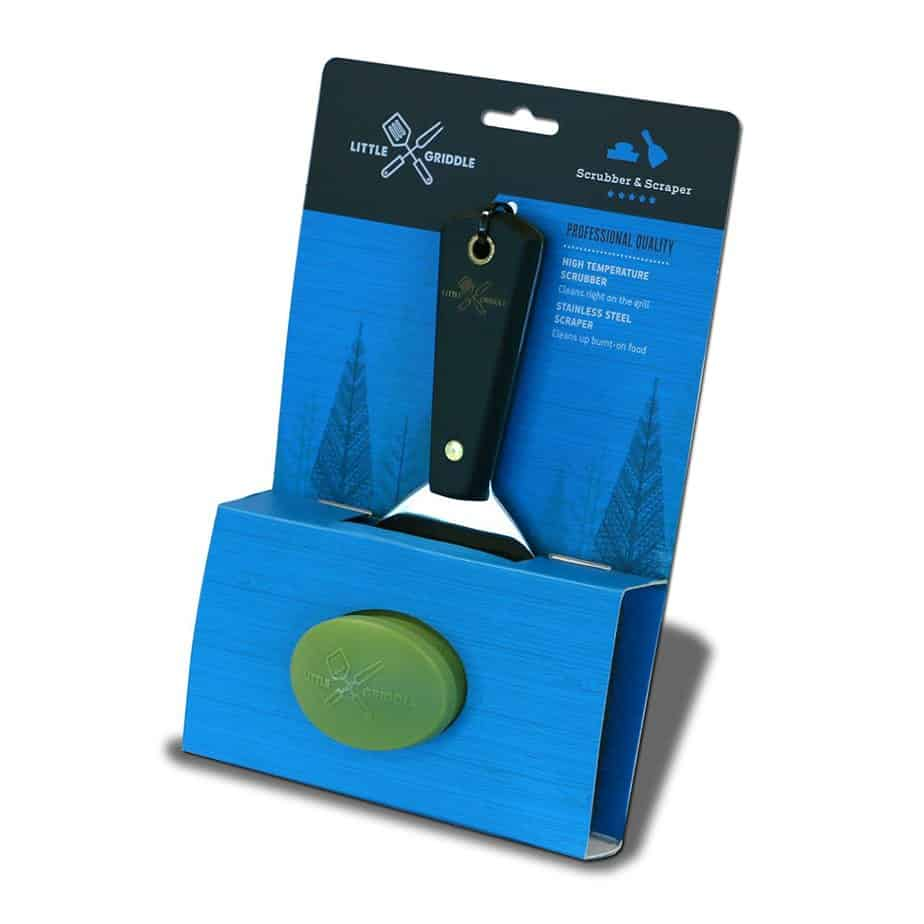 Little Griddle Cleaning Kit