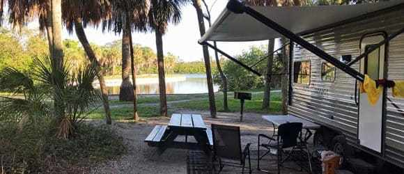 Best camping near Tampa Bay