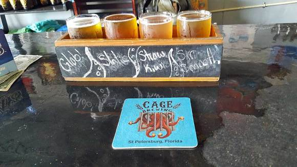 Cage Brewery