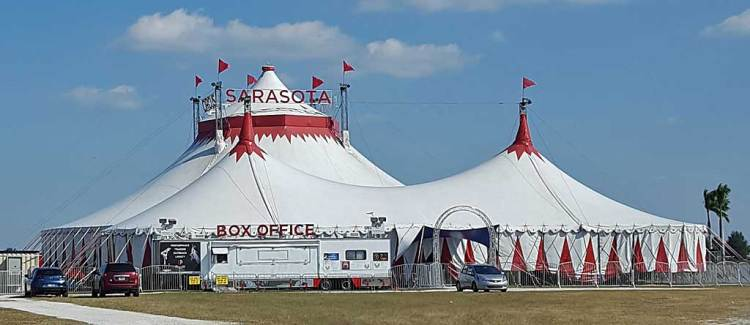 Sarasota Circus Big Top