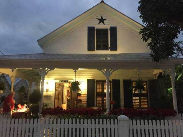 House on Key West Home Tour.